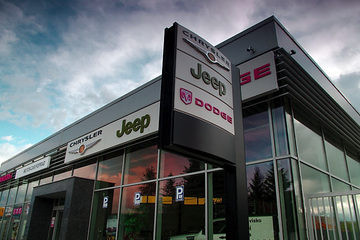 Extension to the auto show KIA Poprad