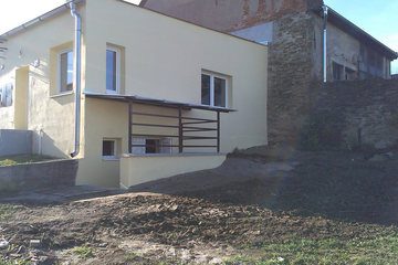 Reconstruction of fire station in Žakovce