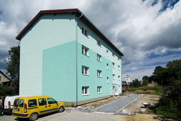 Multiple dwelling house – 7 housing units in the municipality of Toporec