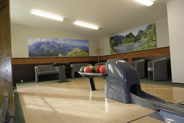 Structural modifications and extension of the building – Levočská Dolina (bowling)