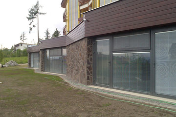 Extension of the building Bystrina Starý Smokovec