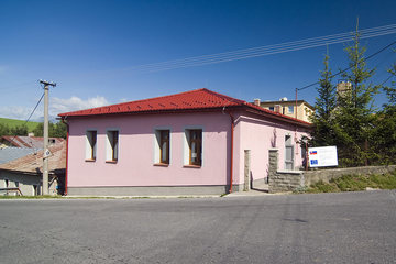 Reconstruction of a library in the municipality of Vrbov