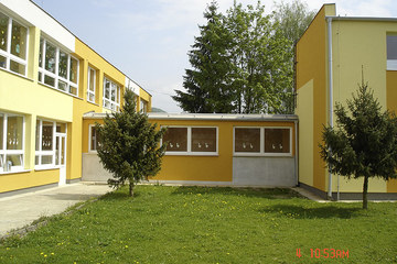 Renovation of kindergarten Hanušovce nad Topľou