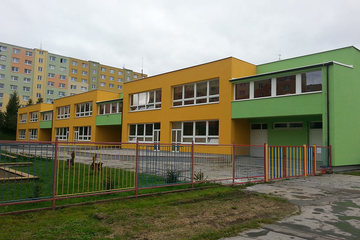 Kindergarten - construction work Kuzmányho 41, Kežmarok