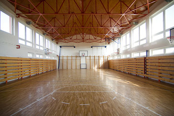 Extension of gym in primary school and kindergarten Šuňava