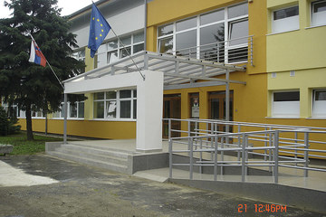 Renovation of primary school Hanušovce nad Topľou