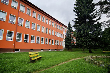 Primary school, Komensky street, Svit – reconstruction
