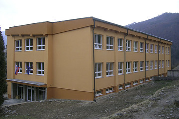 Reconstruction and renovation of primary school and kindergarten in Ľubochňa