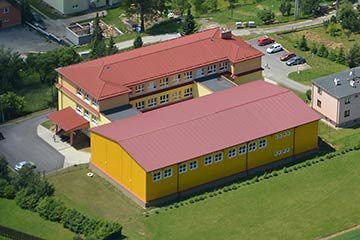 Construction and extension of primary school Ľubotín