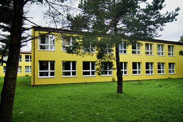 Primary school, Mierova street, Svit – reconstruction