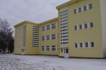 Reconstruction of a primary school Vrbov